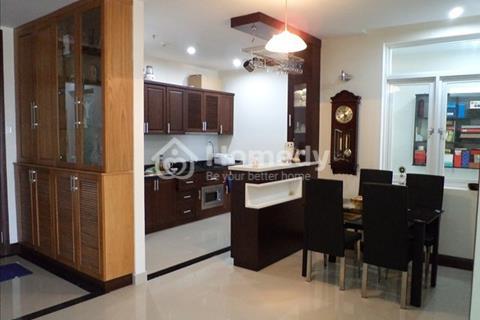 Cho thuê căn hộ ở liền, 2PN nhà có sẵn rèm cửa tại CH Phú hoàng anh, giá 9tr/tháng