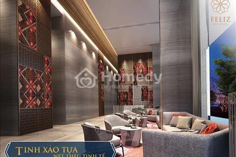 Feliz En Vista, dự án siêu cao cấp của Capital Land giá chỉ từ 33tr/m2 ngay UBND, TT hành chính Q2