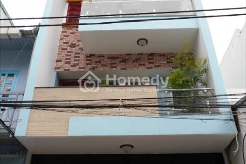 Bán nhà đường Hai Bà Trưng, P. Tân Định, quận 1. DT: 4m x 17m giá 7,5 tỷ