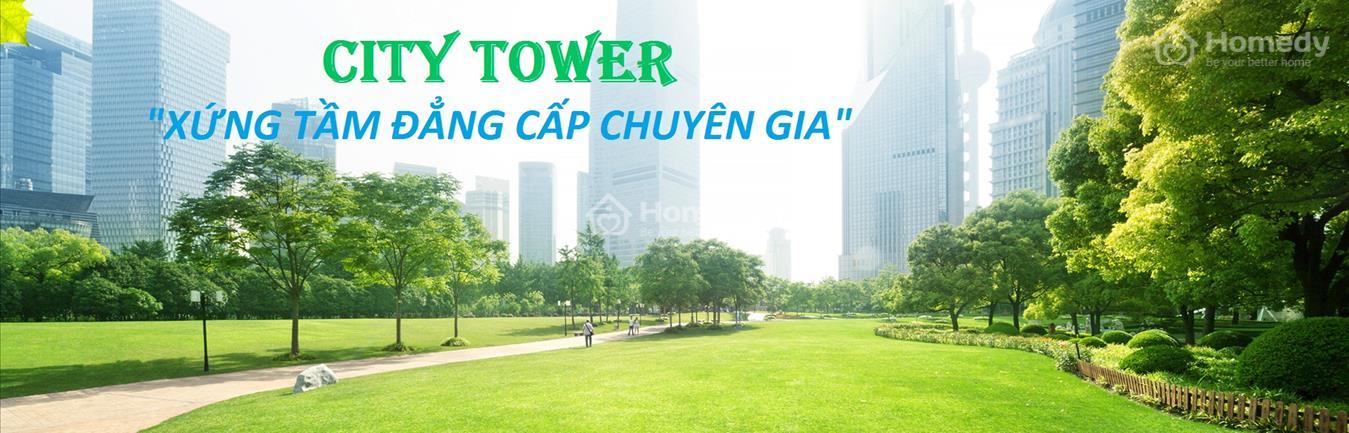 Khu căn hộ City Tower