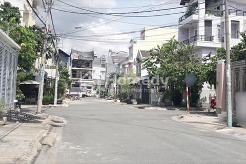 Bán gấp nhà  phố 1 lầu  mặt tiền đường số khu Cư Xá Ngân Hàng, P.Tân Thuận Tây, Q.7