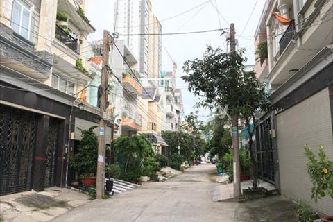 Nhà nát khu Lô A24 khu Tạ Thị Ngọc Thảo - Hoàng Quốc Việt, quận 7