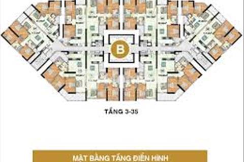 Bán căn hộ Hoàng Anh Thanh Bình quận 7, lầu trung, hướng nam, 149 m2, 3 phòng ngủ