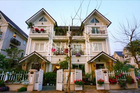 Bán biệt thự Vinhomes Riverside, từ 200 m2 - 500 m2. Nhiều lô mới giá tốt, chính sách ưu đãi lớn