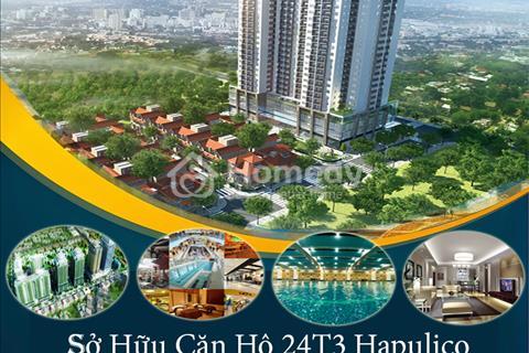Bán suất mua căn góc 8.11 chung cư Thanh Xuân Complex - 24T3 Hapulico