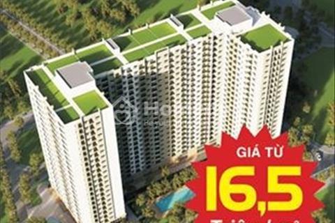 Bán căn 68m2 tại Eco Home Phúc Lợi 1,1 tỷ, dự án tiêu chuẩn xanh đầu tiên tại Hà Nội