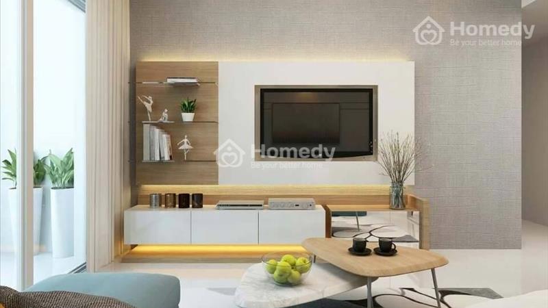 Cho thuê căn hộ 2 PN lầu thấp tại dự án Tropic Garden, quận 2, diện tích 65m2 - 2
