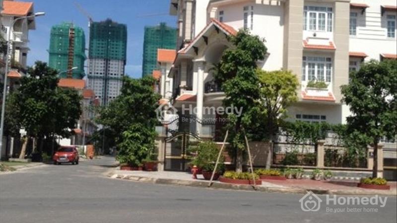 Bán nhà phố khu đô thị mới Him Lam Kênh Tẻ. 4.5x20, hầm trệt 2 lầu, sân thượng, 11.4 tỉ - 2