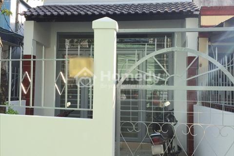 Bán gấp nhà phố trệt, lửng hẻm 4m đường Huỳnh Tấn Phát, P. Phú Thuận, Quận 7.