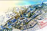 """Dự án có thuận lợi về liên kết giao thông và kết nối không gian đô thị từ khu vực hành chính, khu vực xung quanh bãi biển, và các khu dân cư và khu đô thị mới khác; là của ngõ của khu """" trung tâm"""" mới thành phố Nha Trang, nơi tập trung các trung tâm thương mại – khách sạn và các khu dân cư mới của thành phố."""