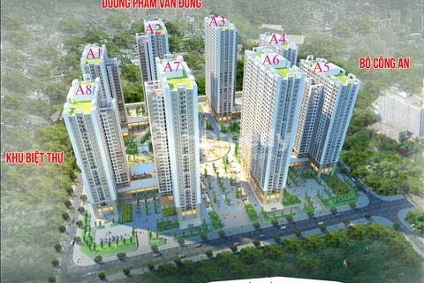 Chính chủ cần nhượng gấp căn hộ 1608 - Tòa A1 - Chung cư An Bình City - Căn góc, tầng đẹp, view đẹp