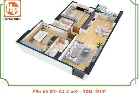 Chung cư cao cấp 176 Định Công, tổ hợp cao tầng hot quận Hoàng Mai