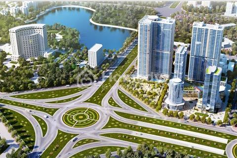 Cho thuê chung cư Thăng Long Number One  - Giá 800$, 96 m2