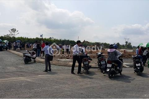 Gia đình về quê định cư sang nhanh lô đất ngay kề chợ An Bình