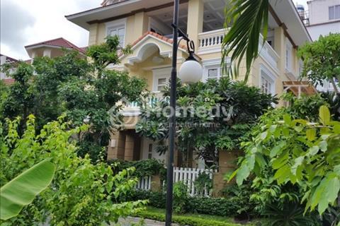 Cho thuê Biệt thự Nam Long 1 mặt tiền đường Phú Mỹ Hưng, quận 7