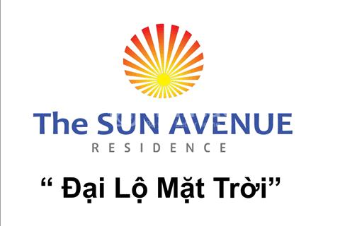 Khu căn hộ The Sun Avenue