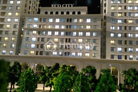 Tổ hợp khu căn hộ cao cấp, phong cách Châu Âu với đầy đủ các tiện ích 5 sao! Eco City Việt Hưng