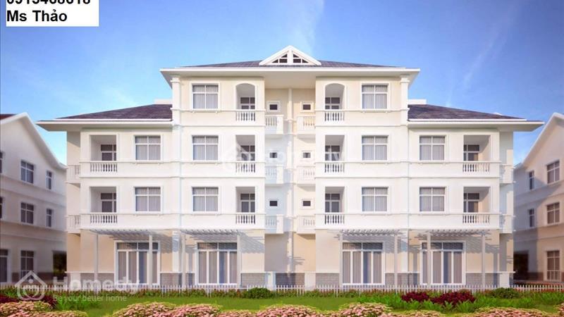 Cho thuê nguyên căn Khách sạn Phú Mỹ Hưng đang kinh doanh quận 7 - 1