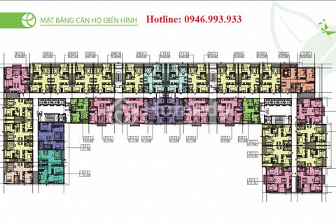 Chung cư xanh tiện ích cao cấp- Giá chỉ  từ 16tr/m2