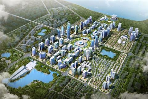 Bán lô biệt thự 220 m2 hướng Đông – Nam dự án Starlake Tây Hồ Tây