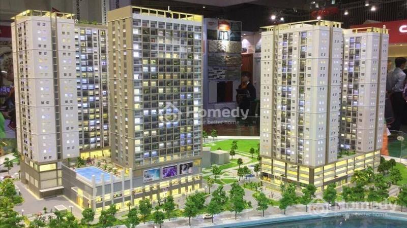 Officetel + Căn hộ + Shophouse Richmond City bùng nổ thị trường BĐS quận Bình Thạnh, chỉ từ 939 tr - 9