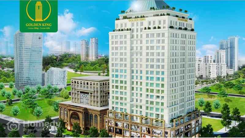 Dự án Khu phức hợp cao cấp Golden King TP Hồ Chí Minh - ảnh giới thiệu