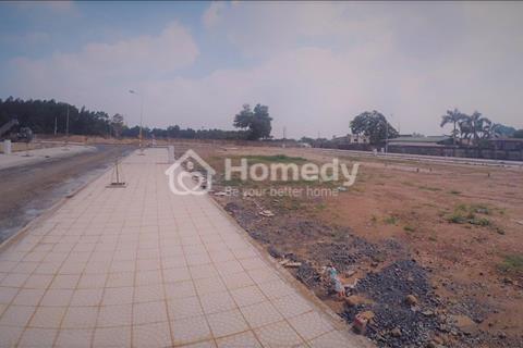 Tôi cần bán 1 lô đất mặt tiền đường  Phùng Hưng, 120m2 giá 300tr