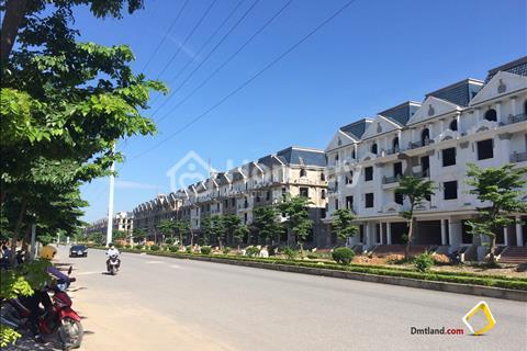 Cho thuê liền kề Shophouse Maison Du Parc tại KĐT Thành phố giao lưu Phạm Văn Đồng 30-60tr/tháng