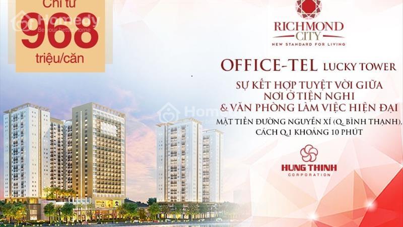 Bán căn hộ thông minh 950tr/căn - 1,3 tỷ/căn tại Bình Thạnh - 16