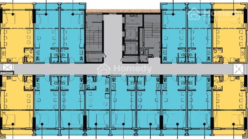 Officetel + Căn hộ + Shophouse Richmond City bùng nổ thị trường BĐS quận Bình Thạnh, chỉ từ 939 tr - 18