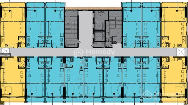Bán căn hộ thông minh 950tr/căn - 1,3 tỷ/căn tại Bình Thạnh - 17