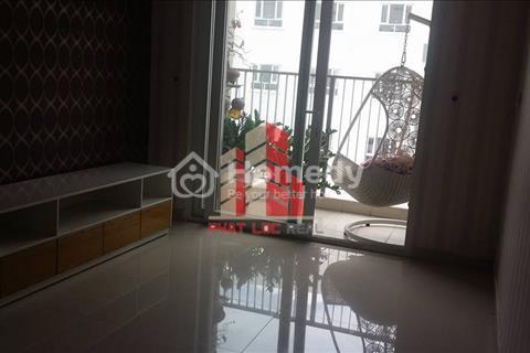 Căn hộ Hà Đô Green View cho thuê nội thất cơ bàn (rèm, máy lạnh) 3 phòng ngủ, tầng cao
