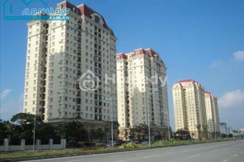 Cho thuê căn hộ chung cư CT13B Ciputra, căn 93 m2, giá 9 triệu/ tháng.