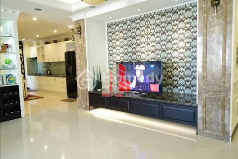 Cho thuê căn hộ chung cư Cộng Hòa Plaza, Tân Bình, Tp. HCM diện tích 93m2 đủ tiện nghi giá 18 triệu