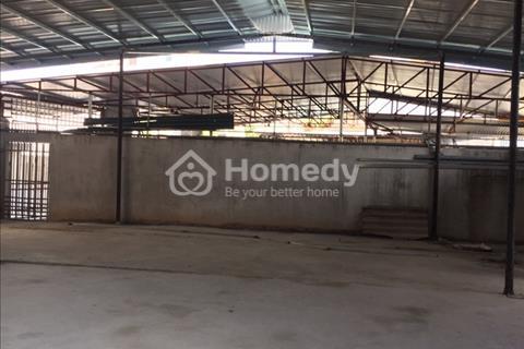 Tôi cần cho thuê kho xưởng 300 m2 tại Quỳnh Đô Hà nội