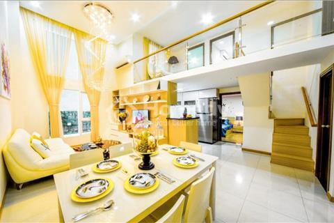 Bán căn hộ Q2 có tầng lửng 3PN-3WC giá 1,8 tỷ. Trần cao 4,7m tầng cao view thoáng.