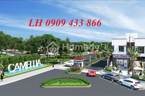 Biệt thự Camellia Garden đường Nguyễn Văn Linh liền kề Phú Mỹ Hưng chỉ từ 4.7 tỷ.