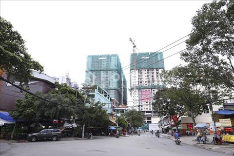 Cho thuê căn hộ 2PN và 3PN căn góc căn hộ southern dragon nhà mới 100%, có hồ bơi
