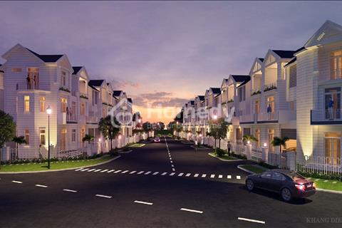 Nhà phố Merita Khang Điền (Dự án Tháp Mười)