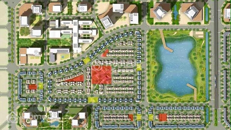 Chủ nhà gửi bán suất ngoại giao biệt thự Tây Hồ Tây (Starlake Hà Nội) có quyền chọn căn. - 8