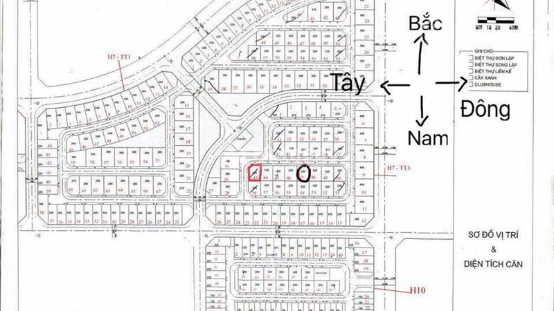 Chủ nhà gửi bán suất ngoại giao biệt thự Tây Hồ Tây (Starlake Hà Nội) có quyền chọn căn. - 2