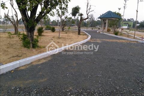 Đất gần ngã 4 Điện Ngọc, cách bãi tắm 1,2 km