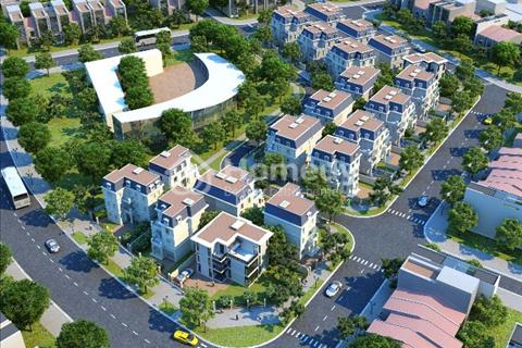 Bán suất ngoại giao phân lô liền kề và biệt thự Tây Nam Linh Đàm, 80m2 - 180m2 mặt đường lớn