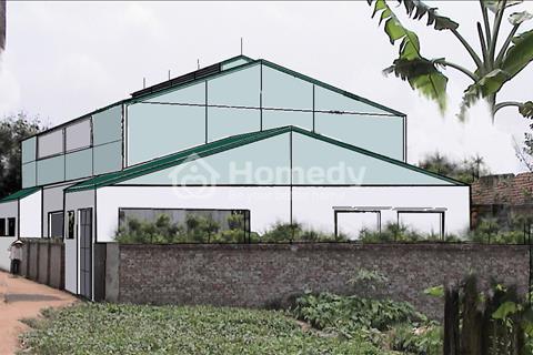 Cho thuê  kho - xưởng 340 m2 - Đại lộ Thăng Long, chỉ 9,5 triệu/ tháng