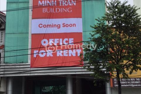 Mặt bằng kinh doanh văn phòng đường Nguyễn Hữu Thọ