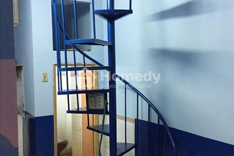 Cần tiền bán gấp nhà mặt tiền giá rẻ 24 m2, 1 gác suốt, 400triệu