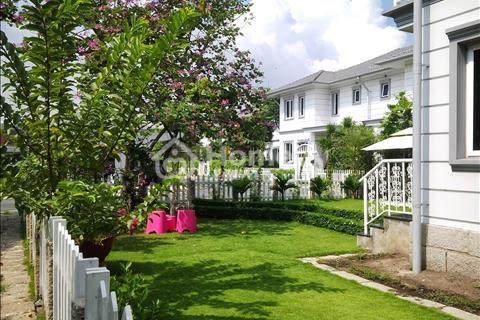 Bán biệt thự G10, biệt thự vườn ven sông Thủ Đức Garden Homes, chính chủ có sổ hồng