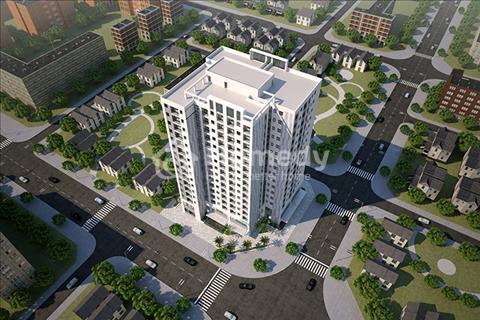 Bán chung cư khu đô thị mới Pháp Vân giá 18 triệu/ m2