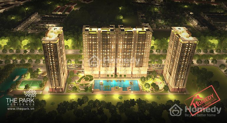 khu can ho The Park Residence