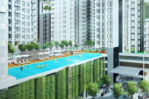 Loại hình căn hộ đặc biệt không thể bỏ qua tại các dự án chung cư